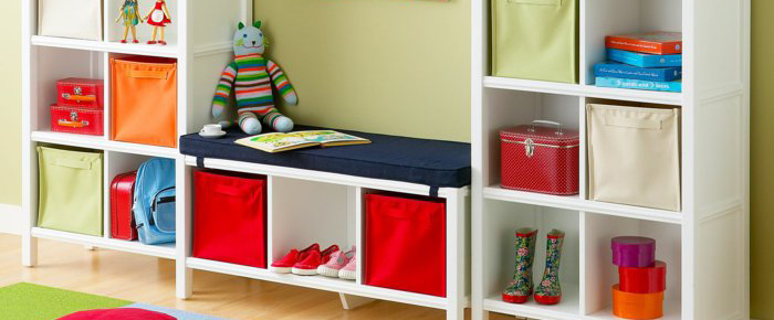 Ikea Kinderzimmer Holzmobel Wandregale Spielzeug Aufbewahrung